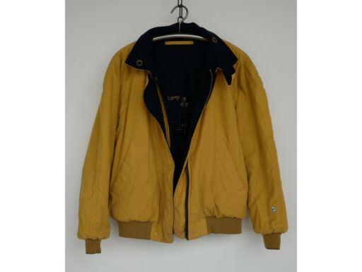 Doppelseitige Vintage Jacke