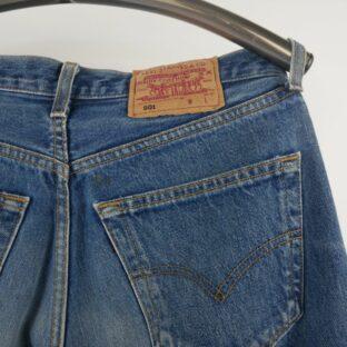 Levis 501 Jeans W34 L32