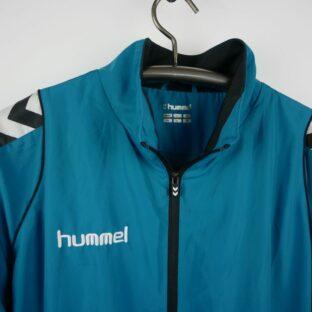 HUMMEL  Zipjacke / Trainingsjacke  Gr. XXL