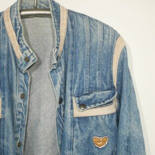 Vintage Jeansjacke Gr. 48 / M