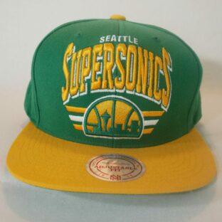 Supersonics cap