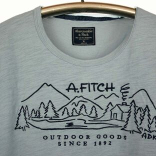 ABERCROMBIE & FITCH  Classic T-Shirt Gr. XL